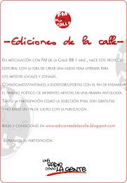 """Ediciones """"De la Calle"""""""