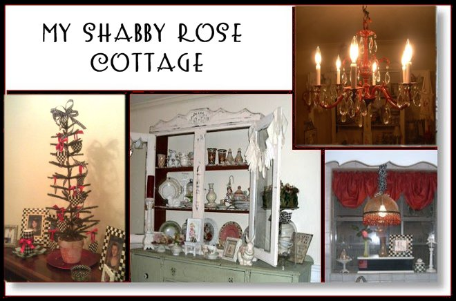 {Linda at My Shabby Rose Cottage}