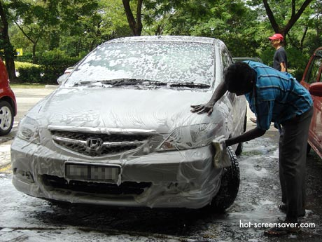 Picture Wash on Follow This Simple Steps To Start A Profitable Car Washing Business