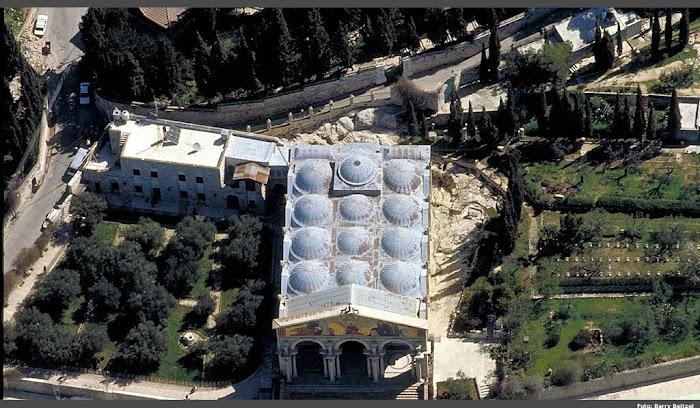Jardim do Getsemani..