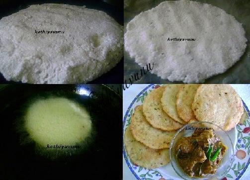 how to make hand knead roti