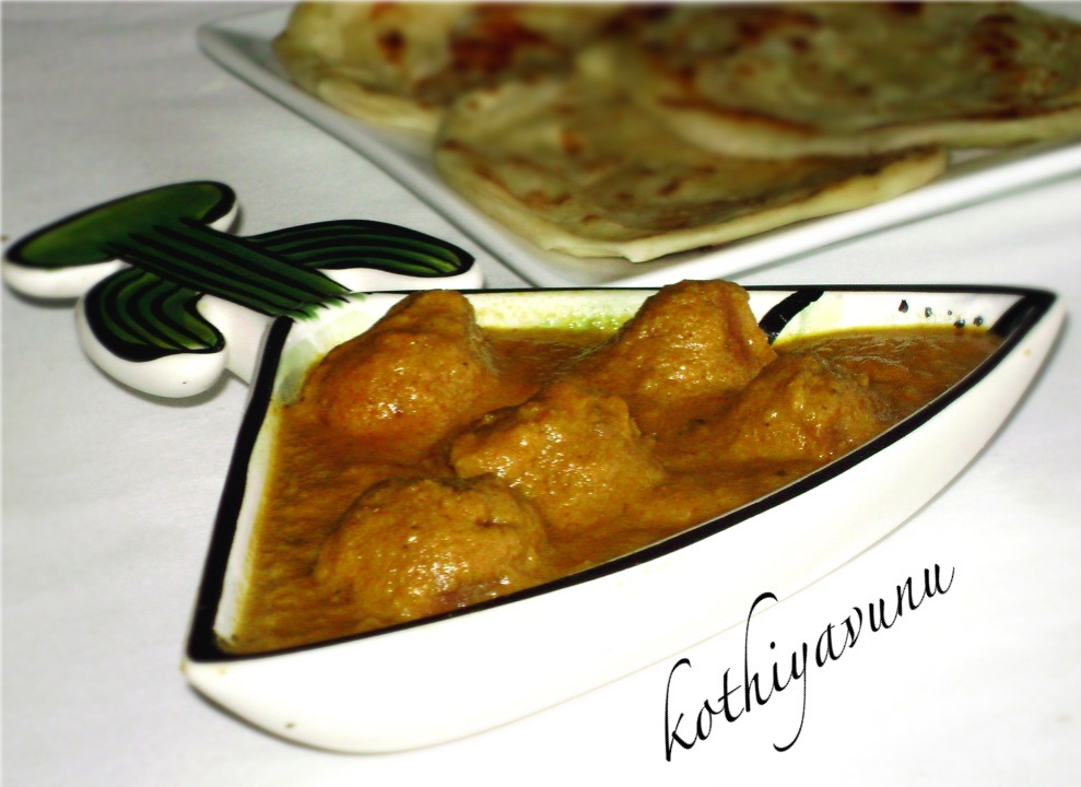 Malai Kofta Recipe - Cottage Cheese Dumplings Simmered in Creamy Sauce ...