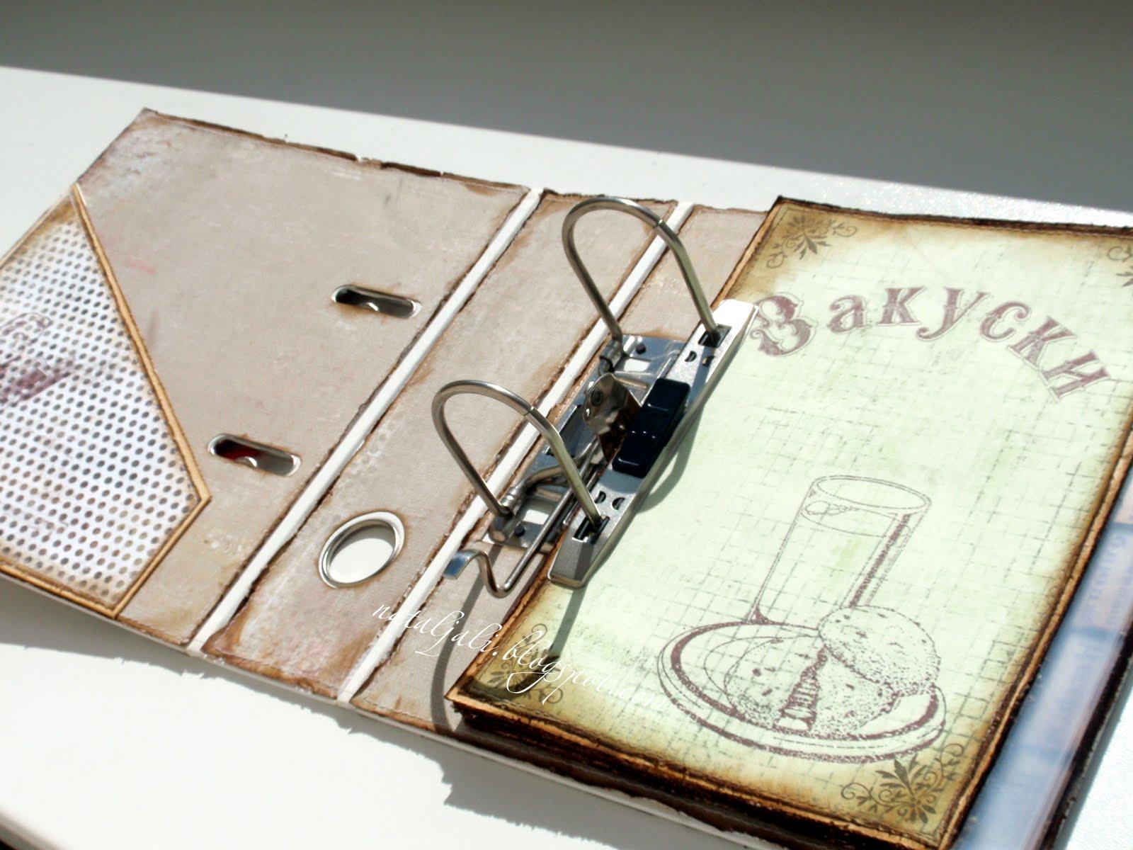 Как сделать фотоальбом из папки своими руками 70