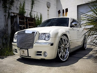 chrysler 300c, Dub