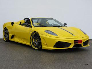 Ferrari tuning