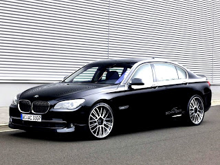 BMW 7 Series F02 Tuning By Ac Schnitzer