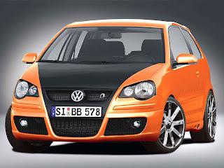 Volkswagen - Polo Tunado por B&B