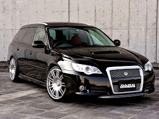 Subaru Legacy Touring Wagon Damd
