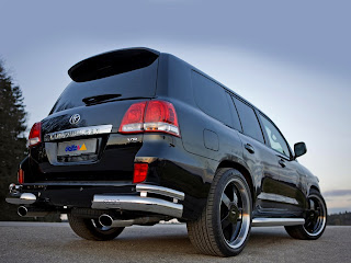 Toyota Land Cruiser  'Delta tuning'