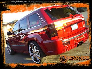 Chrysler Cherokee tunada