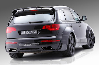 Wallpaper Audi Q7 Tuning