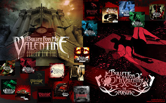#2 Bullet For My Valentine Wallpaper