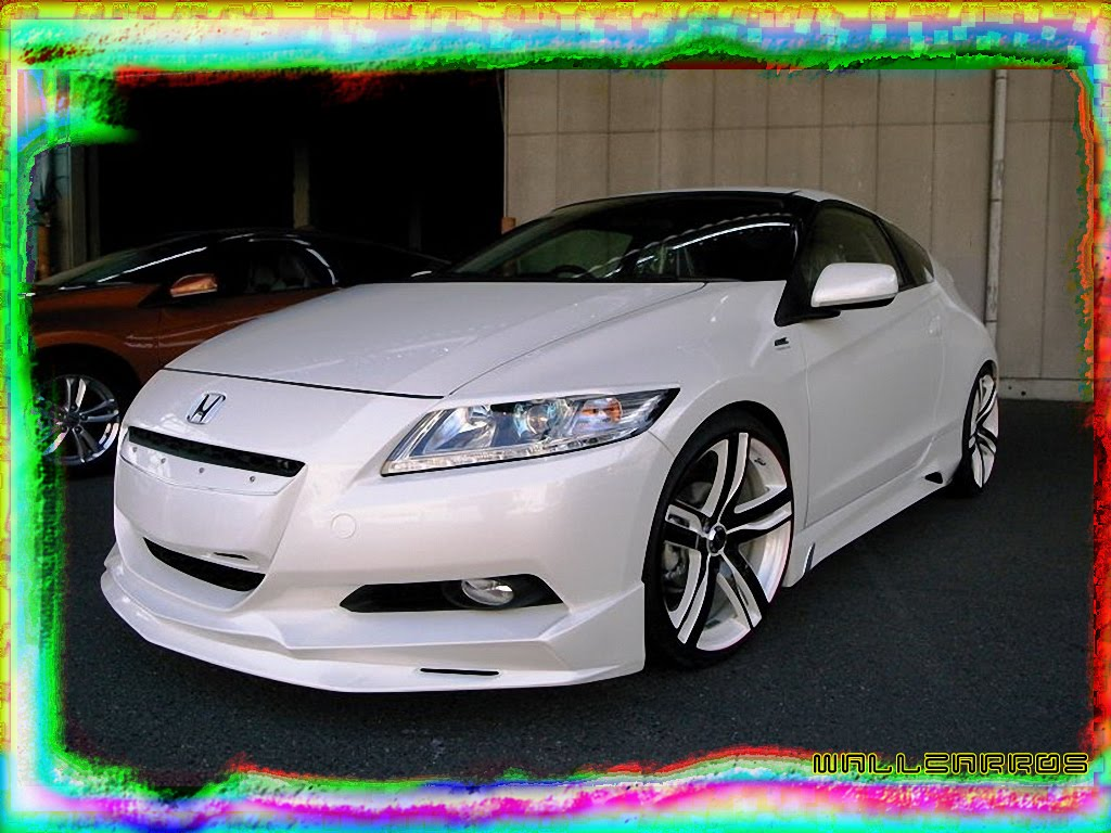 honda cr z ams terra tuning wallpapers carros. Black Bedroom Furniture Sets. Home Design Ideas