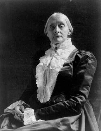 susan b anthony The susan b anthony center works to bring awareness to, and advocate for, social justice and equality we work in collaboration with the university community and.