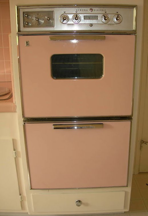 1950u0027s Pink Kitchen Appliances   I Want These!