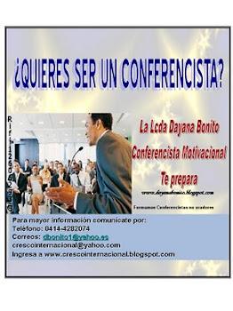 INICIA CURSO: COMO SER UN CONFERENCISTA EL 25 DE FEBRERO DE 2012