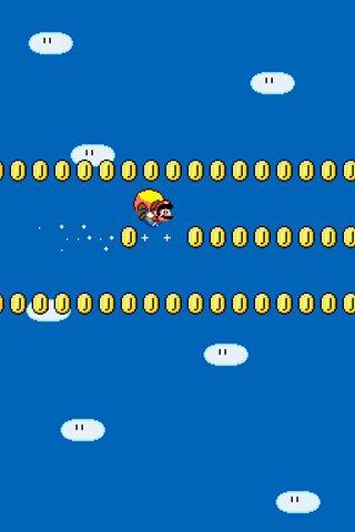 Süper Mario Altın Peşinde Oyunu