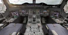 COCKPIT 360 Graus em 3D do  A380