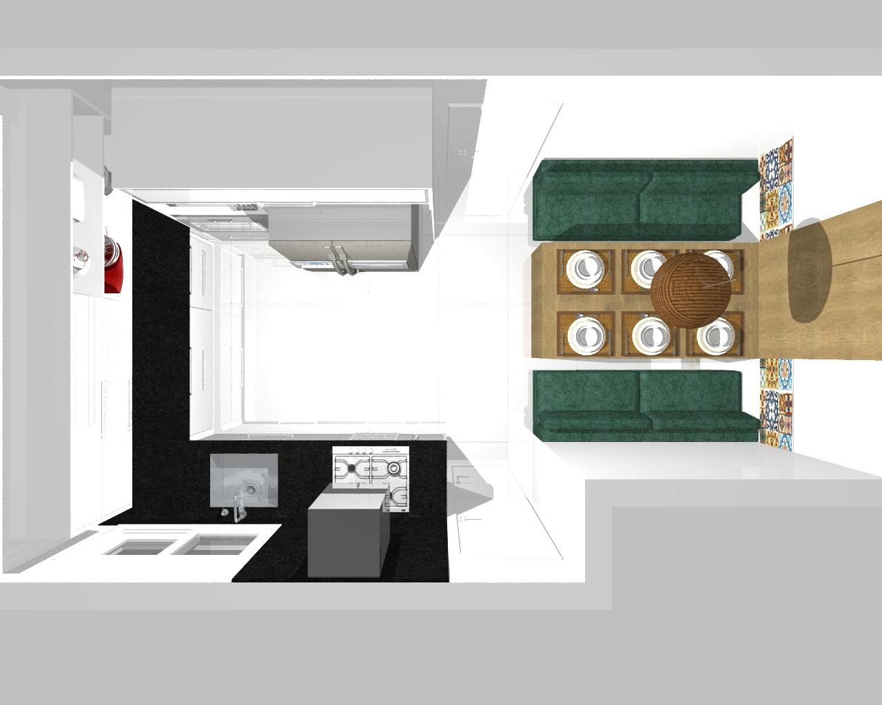 Carolina Lira Design de Interiores: COZINHA #6C4628 1280 1024