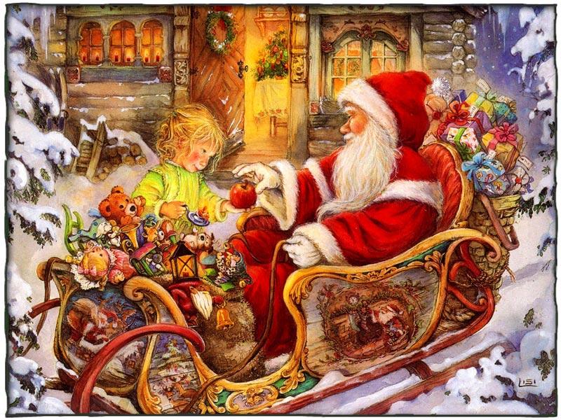 Öppna förskolan i Moskva: God Jul!