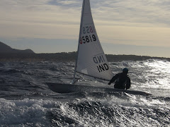 Ajay Rau Training with Sailcoach