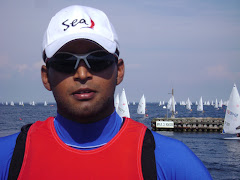Ajay Rau among the World's Best  Sailors