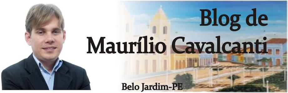 Blog de Maurílio Cavalcanti