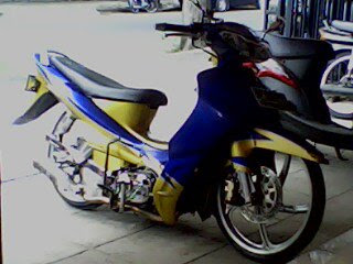 Foto - Foto Motor Ceper Modifikasi