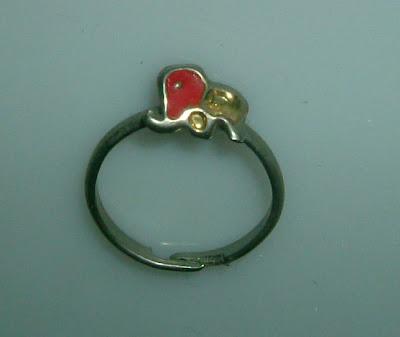 Elefántos gyűrű