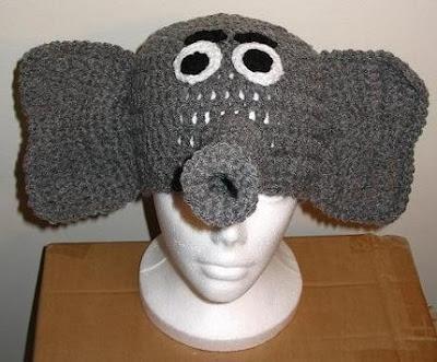 Elefántos sapka