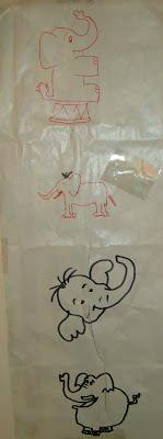 Elefántos csomagoló