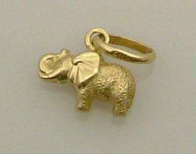 Arany Elefánt medál