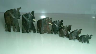 Az Első 7 elefántom