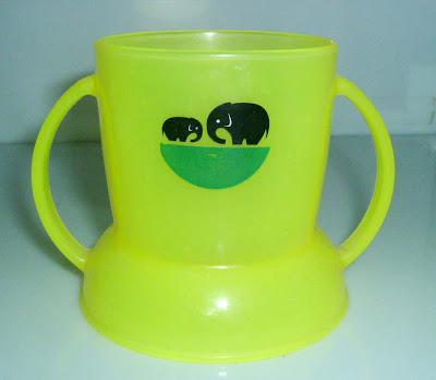 Elefántos pohár