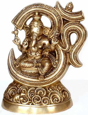 Ganesha és Aum