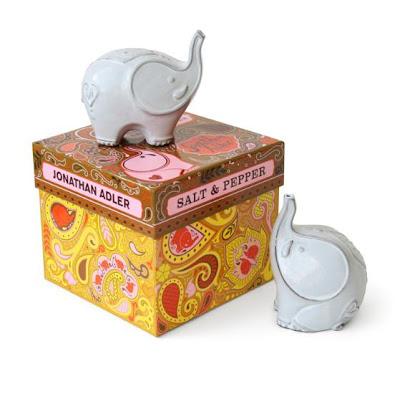 Elefántos fűszertartó