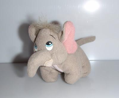 Mekis elefánt Vivitől