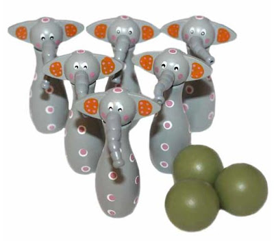 Elefántos teke