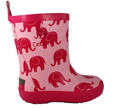 Elefántos gumicsizma