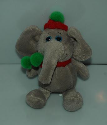 Elefánt mikulás