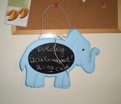 Elefántos tábla