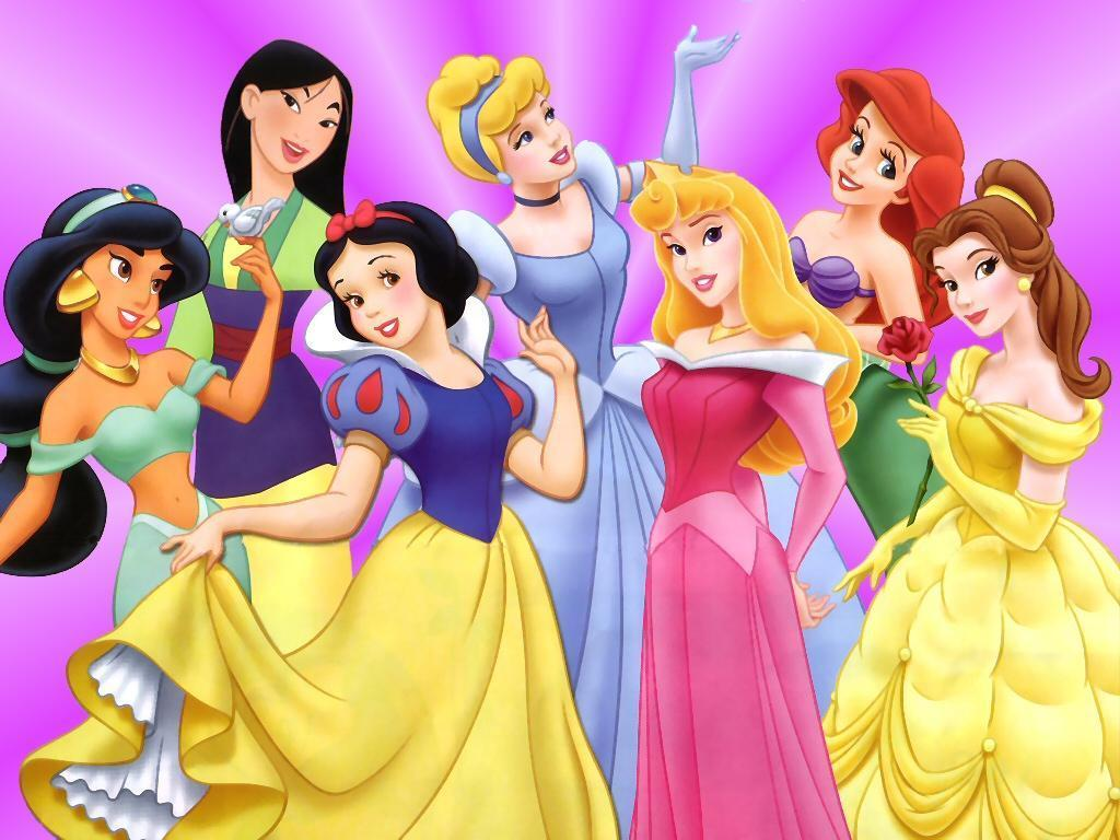 Disney-Princesses-Wallpaper-disney-princess-6248012-1024-768