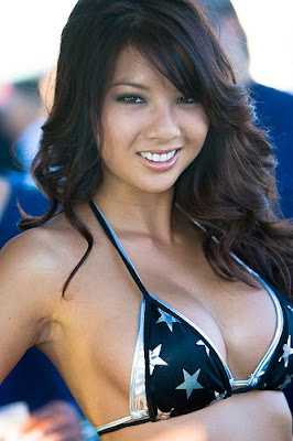 Asian free import model dude