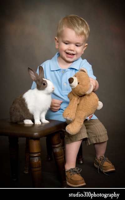easter bunny portrait sessions by studio 310 photography in north carolina photos pictures with bunnies