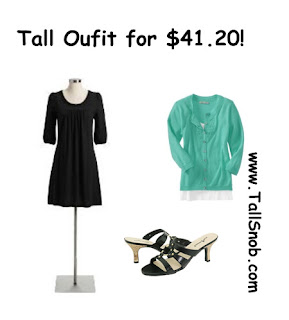 womens tall outfit tall dress and tall cardigans