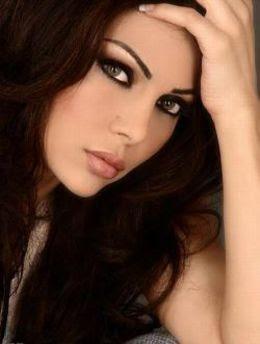 Hot Arabic Beauty HAIFA sexy photos