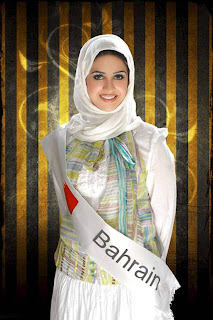 Miss behrain photos