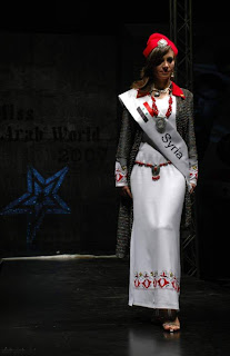 Miss syria photos