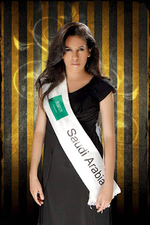 Miss Saudi Arabia photos
