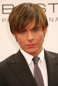 Zac Efron's Mid-length Hairstyle | Men Haircut
